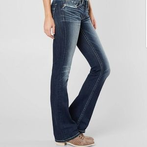 BKE Jeans Stella Boot cut 29 x 35 extra long NWOT